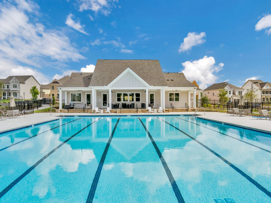 Edgewater Club | Stonecrest Homes