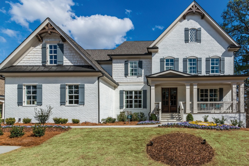 New Homes at Woodmont Golf and Country Club | Stonecrest Homes